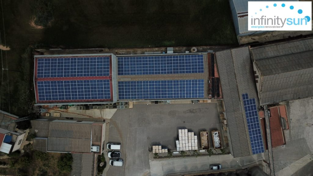 Proyecto Energia Fotovoltaica Industrial